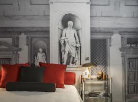 波迪赛丽酒店,位于佛罗伦萨的酒店