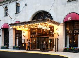 芝加哥千禧国际酒店