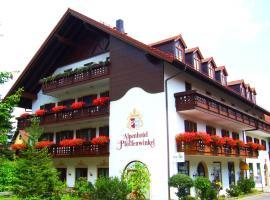 普法芬温克尔阿尔卑斯山酒店