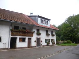 Ferienwohnung auf dem Lechsberg
