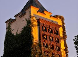 吕德斯海姆布鲁尔城堡酒店, 吕德斯海姆