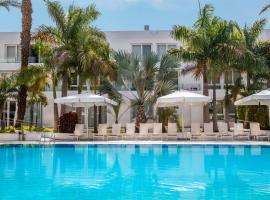 星体帕尔马酒店 ,位于埃拉特的酒店