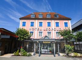 Gästehaus der Katholischen Akademie in Bayern,位于慕尼黑的酒店