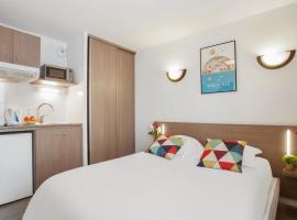 马赛高商城市公寓酒店