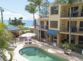 海滨假日公寓