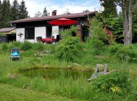Ferienhaus Goldener Hirsch