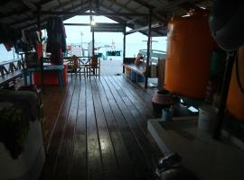 Homestay Tanjung Duata Bohe Silian, Maratua Atoll