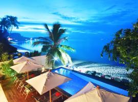 拉巴隆别墅酒店, 班拉克海滩