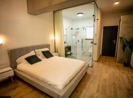 Eshel Mansion - Boutique Suites,位于贝尔谢巴的酒店
