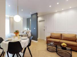 Luxury Apartments Illyria in Palace,位于斯普利特的公寓