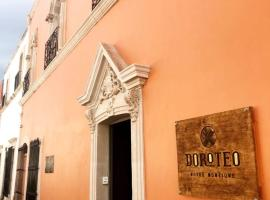 Doroteo Hotel Boutique, 奇瓦瓦