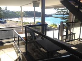 冲浪汽车旅馆