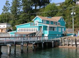 Nimpkish Hotel, Alert Bay