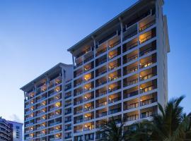 三亚丽禾华美达广场酒店,位于三亚的酒店