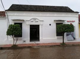 Hostal Casa Santa Barbara