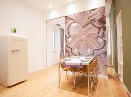 科尔索277公寓,位于罗马的公寓
