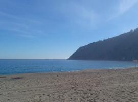 Cabaña Lado Playa Laguna Verde