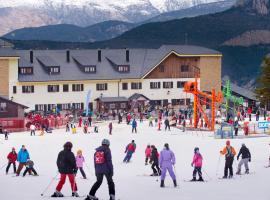 塞尔赫斯滑雪港口德尔孔德酒店, 拉加玛艾佩德拉