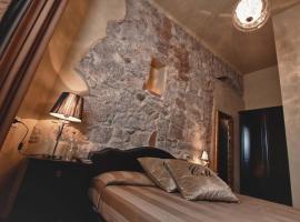 罗坎达康特马梅利酒店, 奥尔比亚