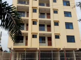 Two bedroom Apartment - Kinondoni kwa Pinda, Luisi