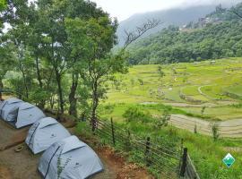 ChaloHoppo Village- Camp Yedikha
