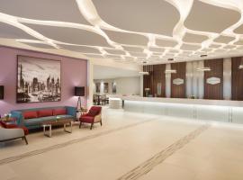 迪拜机场汉普顿酒店