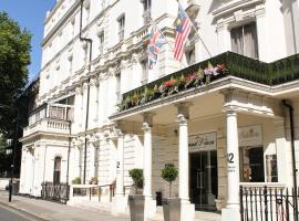 大广场服务公寓,位于伦敦的酒店