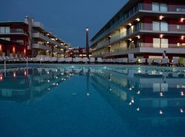阿瓜滨河酒店