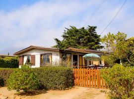 Casa veraneo pichidangui
