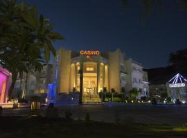 Taba Sands Hotel & Casino - Adult Only,位于塔巴水下观测海洋公园附近的酒店