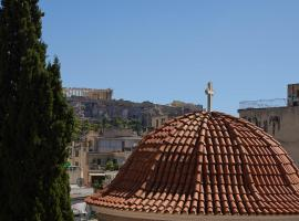 雅典艺术家酒店