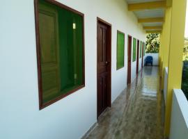 Eco Hotel El Sol, 莱蒂西亚