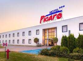 Hotel Picaro Żarska Wieś Północ A4 kierunek Niemcy