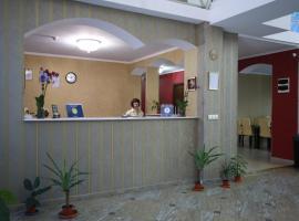 第比利斯奥克里巴酒店