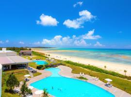 久米岛伊芙海滩酒店