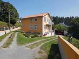 Casa Ventín, Cabañas