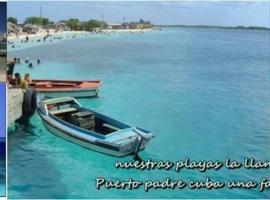 Yuly Marlin, Puerto Padre