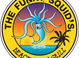 Funky Squids Beach Hotel