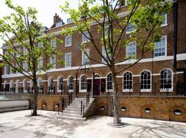 伦敦大象与城堡安全住宿旅舍