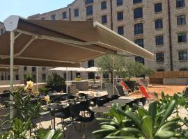 宜必思马赛中心欧洲地中海酒店