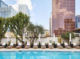 洛杉矶市中心菲格罗亚酒店
