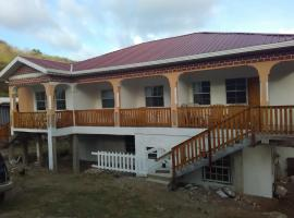 Sunkey's place - Saran Apartment #1, Carriacou