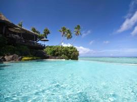 太平洋度假村艾图塔基酒店