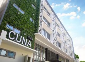 库纳酒店 , 爱妮岛
