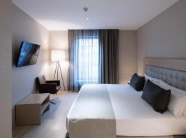 加泰罗尼亚圣家堂酒店