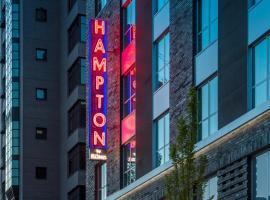波特兰珍珠区希尔顿汉普顿套房酒店