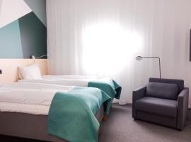 Hotel GreenStar Jyväskylä, 于韦斯屈莱