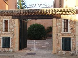 Las casas de Yagüe, Ayllón