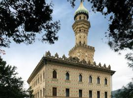 瑞莱斯克雷斯皮城堡别墅酒店, 奥尔塔圣朱利奥