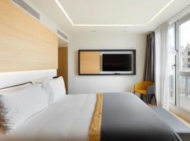 加泰罗尼亚伊克斯普拉扎酒店